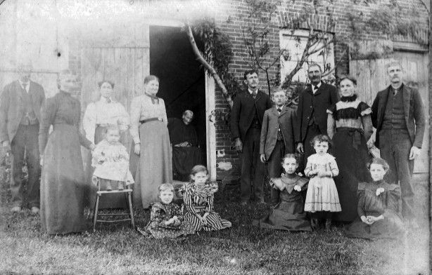 Coultis family 1894 2